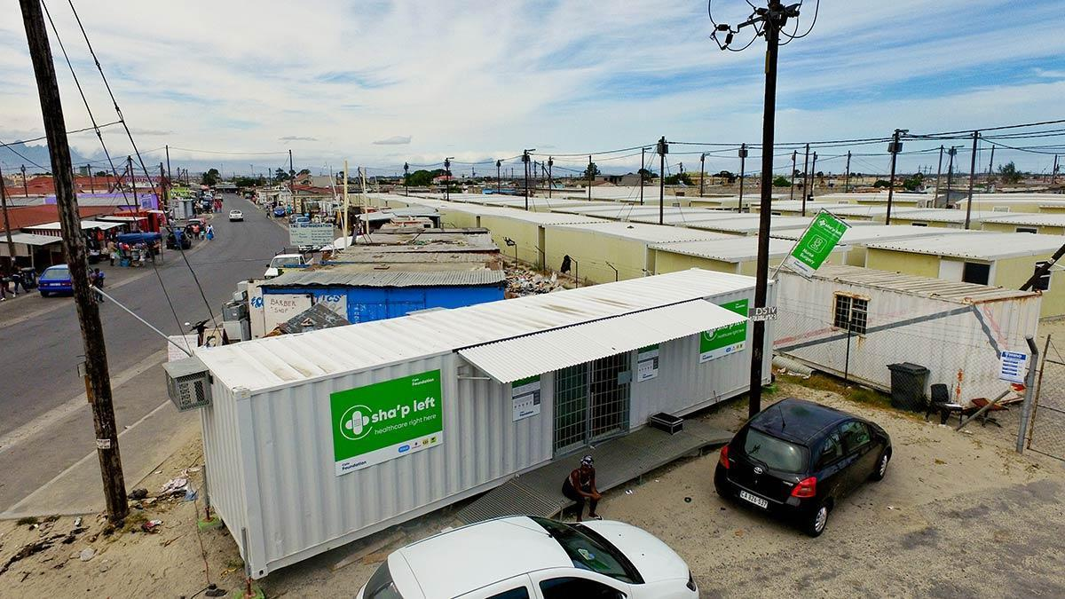 'Life-changing' medical facility for Strandfontein homeless
